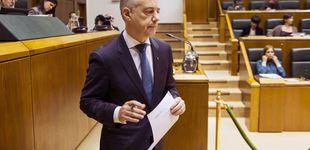 Post de Urkullu adelanta las elecciones vascas y las convoca el 5 de abril