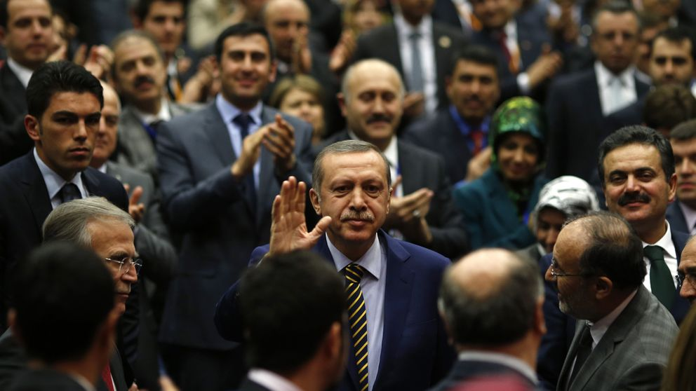 ¿Se ha vuelto loco Erdogan?