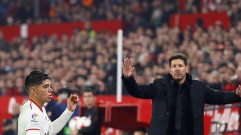 Simeone, sancionado con tres encuentros de suspensión
