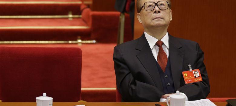 Foto: El expresidente chino Jiang Zemin. (Reuters)