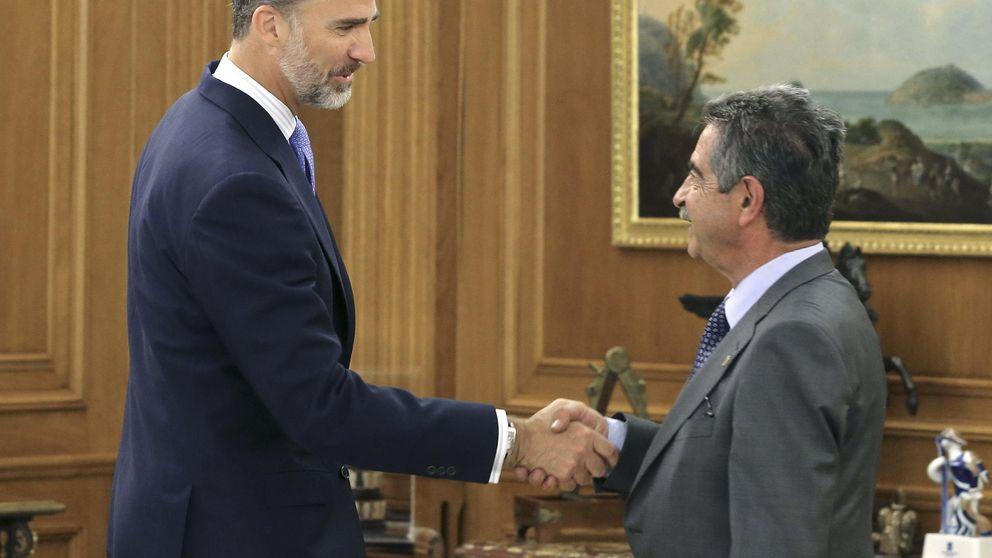 Revilla coincide con el Rey sobre la postura de Mas: Es irreconducible