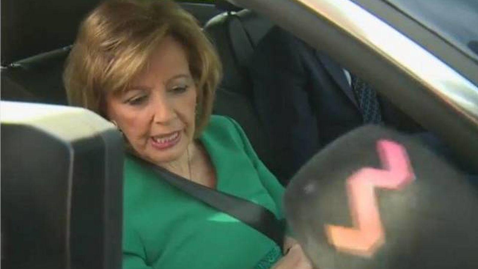 Foto: María Teresa Campos. (Telecinco)