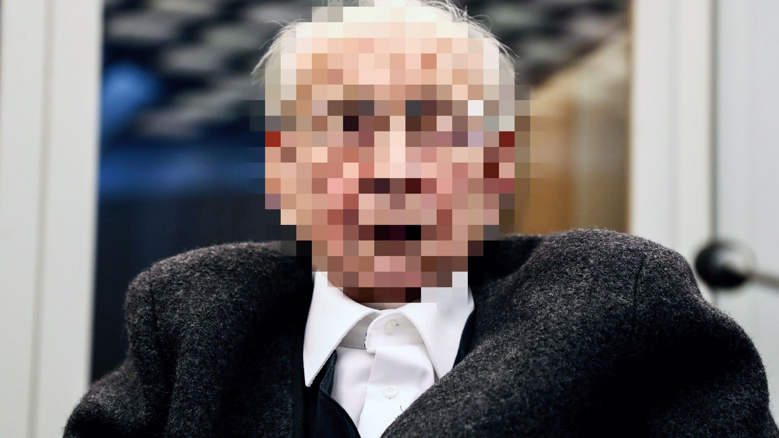 Foto: Juicio contra el nonagenario nazi. (EFE)