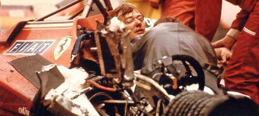 Foto: Hockenheim 1982: el horror que cambió a un gran piloto para siempre