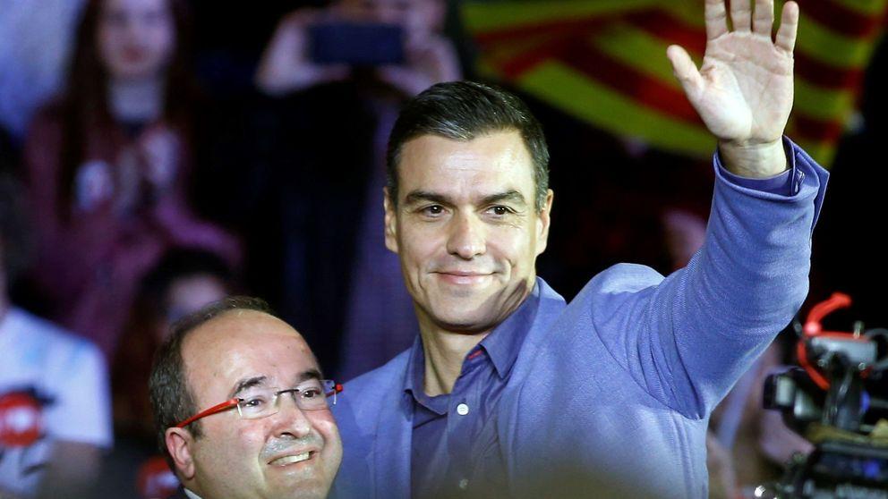 El PSC se reafirma en su idea de una España plurinacional y Cataluña como nación