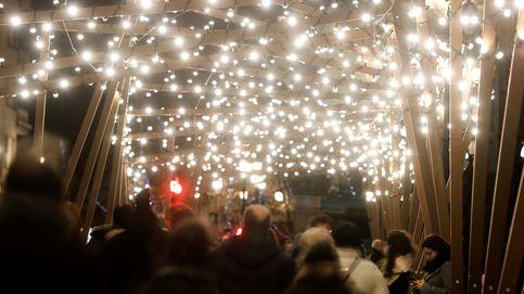 Iluminación navideña en San Sebastián