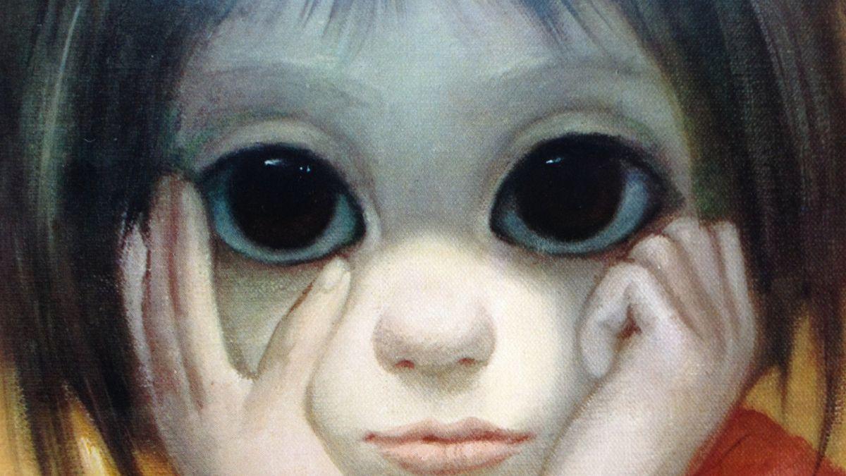 Cine Los Ojos Que Conmovieron A Tim Burton