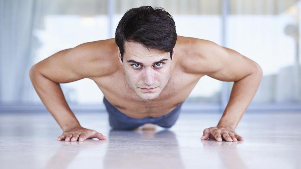 Foto: Basta un pequeño espacio en casa para hacer el ejercicio necesario. (iStock)