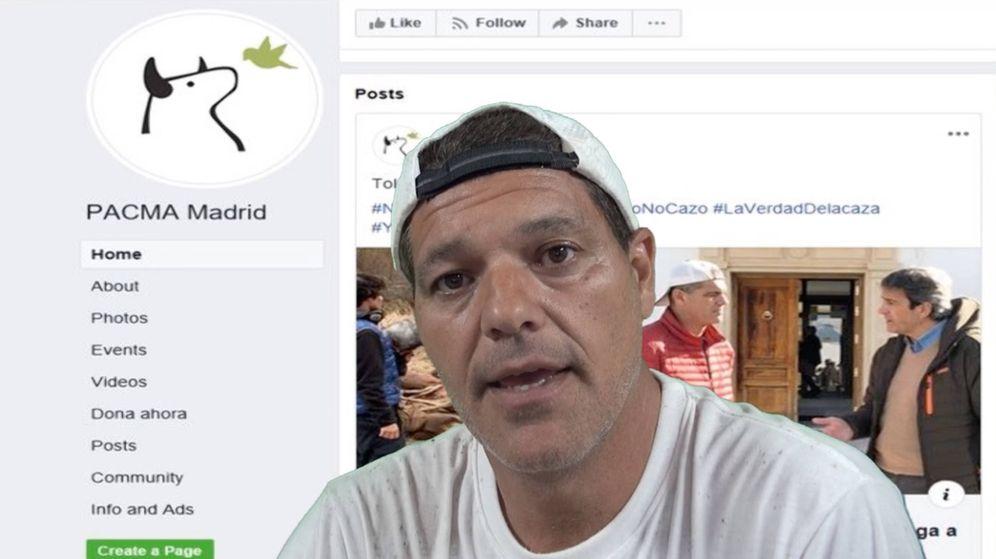 Foto: Frank Cuesta en el vídeo 'Pacma o cómo promover el odio' (naturalfrank.com)