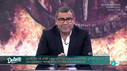 La mujer de Jose Luis, indignada, niega en 'Sábado deluxe' haber exigido cobrar el doble