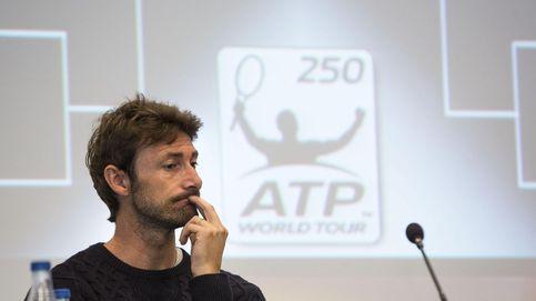 Ferrero choca con la Generalitat  y negocia la venta de su Open en Bélgica