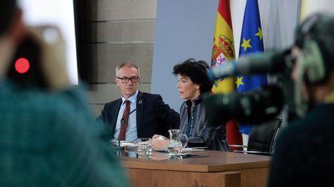 El Gobierno defiende la integridad de Pepu y niega comparaciones con Màxim Huerta
