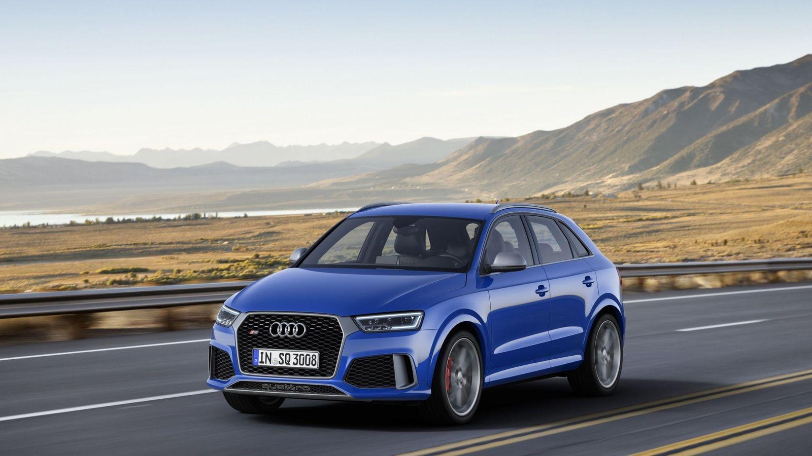 Foto: Audi RS Q3 Performance