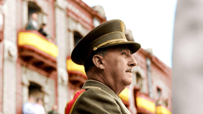 Imagen de la serie 'España después de la guerra: el franquismo en color'. (Cedida por DMAX)
