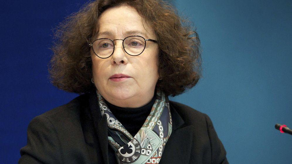 Foto: La exministra Ana Palacio. (EFE)