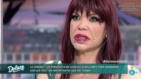 De polemista televisiva a fenómeno en  redes: los mejores 'vines' de la Veneno