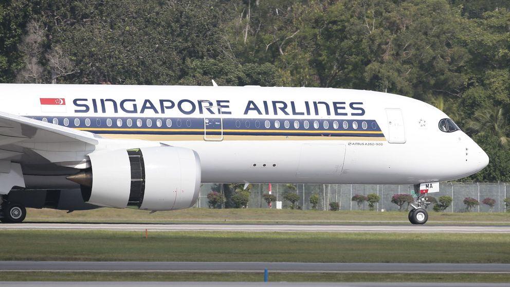 Solo 13 personas cogieron el vuelo más largo. Una de ellas cuenta cómo fue