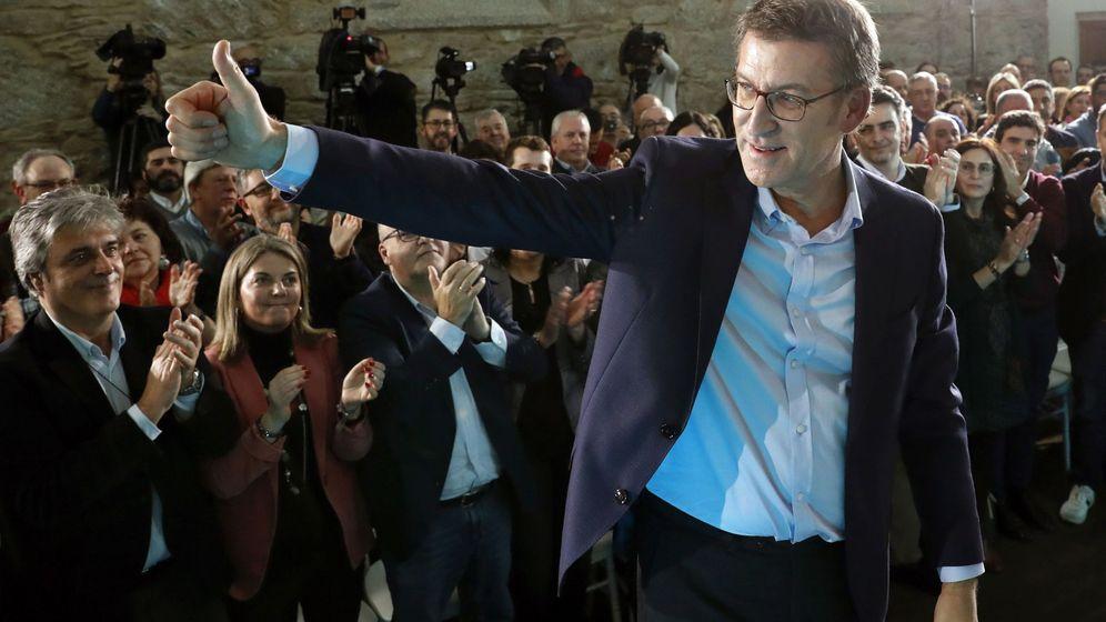 Foto: El presidente de la Xunta de Galicia, el popular Alberto Núñez Feijóo. (EFE)