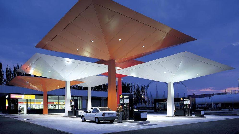 Foto: Estación de servicio. (Repsol)