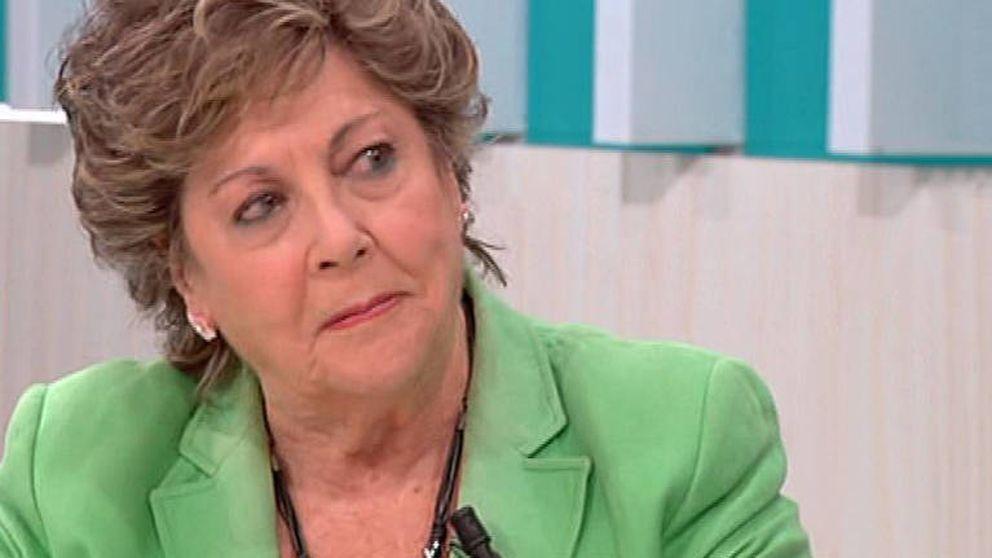 Las 'Amigas y conocidas' dicen adiós a Paloma Gómez Borrero: Inigualable
