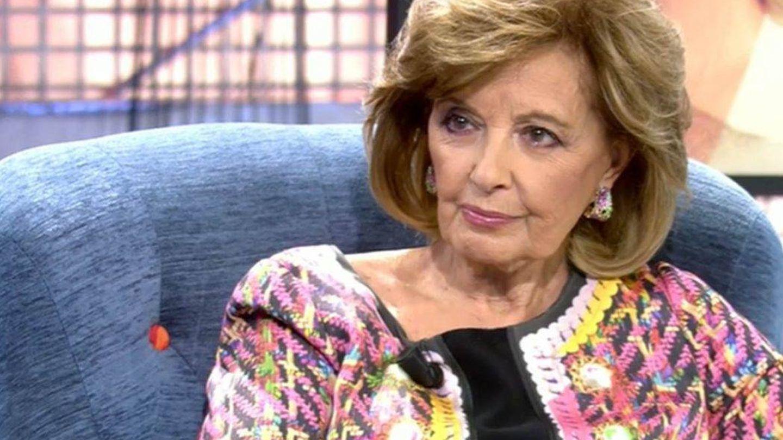 María Teresa Campos. (Mediaset)