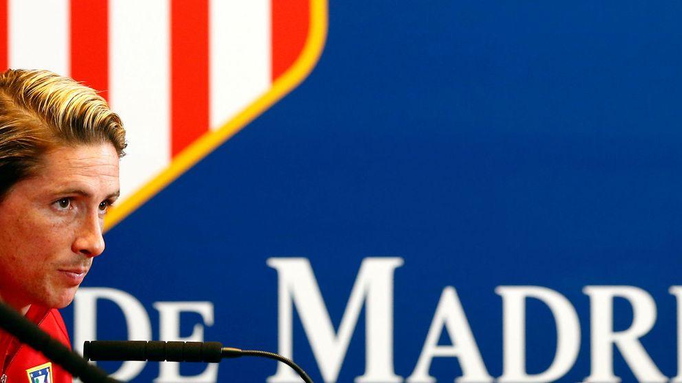 Simeone impone su ley y Torres renueva por una sola temporada