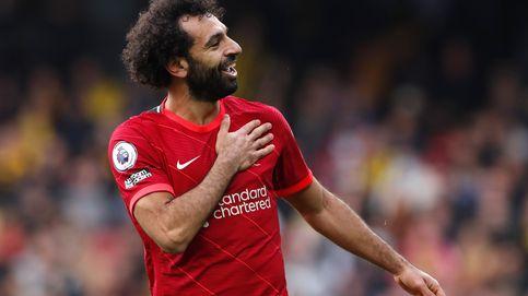 Salah, el genio invisible: de sonar para los 'grandes' a ser ignorado tras el 'caso Ramos'