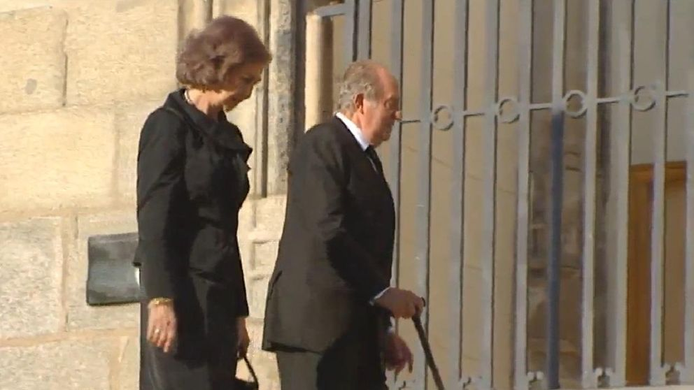 Asistentes al funeral por Kardam de Bulgaria