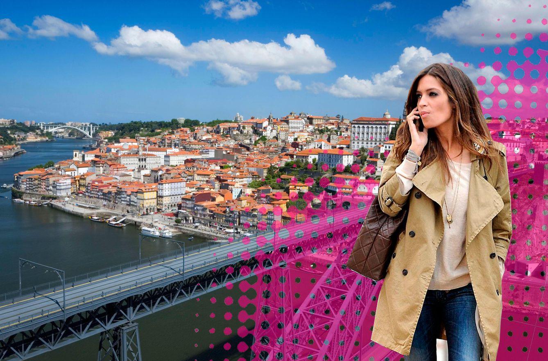 Foto: Le hacemos la guía definitiva de Oporto a Sara Carbonero