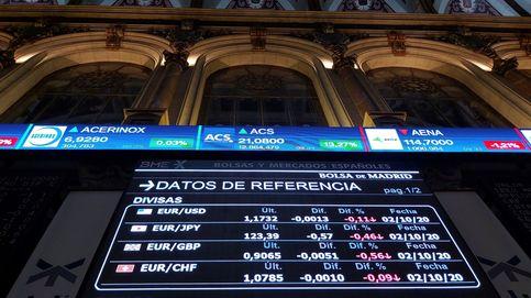 Los inversores huyen de la bolsa: los rebrotes provocan fuertes caídas en toda Europa