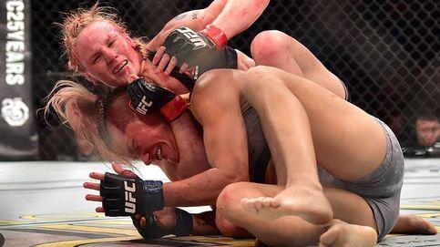 Vergüenza y sadismo en la UFC: 230 golpes a Cachoeira y el árbitro no para la pelea
