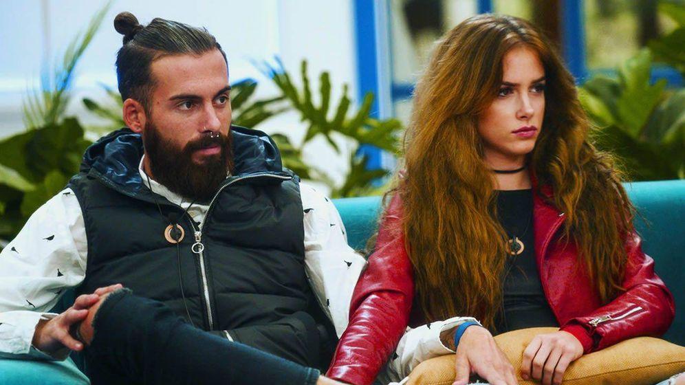Foto: Carlota denuncia a Jose María por abuso sexual en 'Gran Hermano'. (Telecinco)