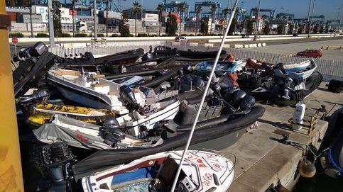 De las narcolanchas a los barcos de recreo: el agosto de los traficantes del Estrecho