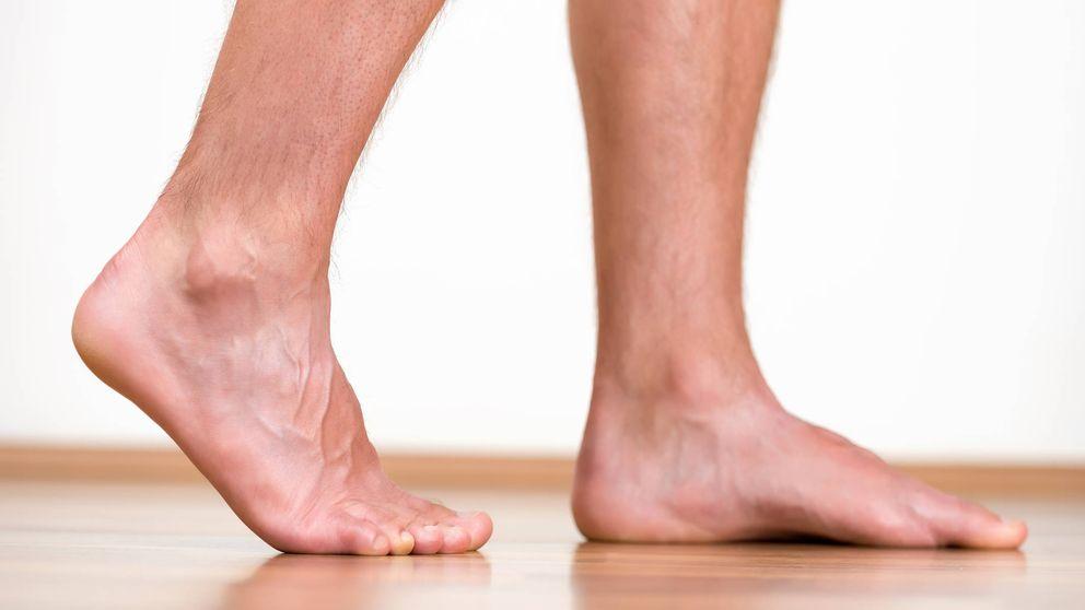 Cómo tu dedo gordo del pie puede avisarte de los problemas con tu erección