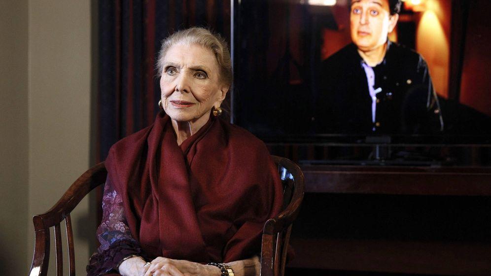 Foto: María Dolores Pradera ha fallecido a los 93 años (EFE)