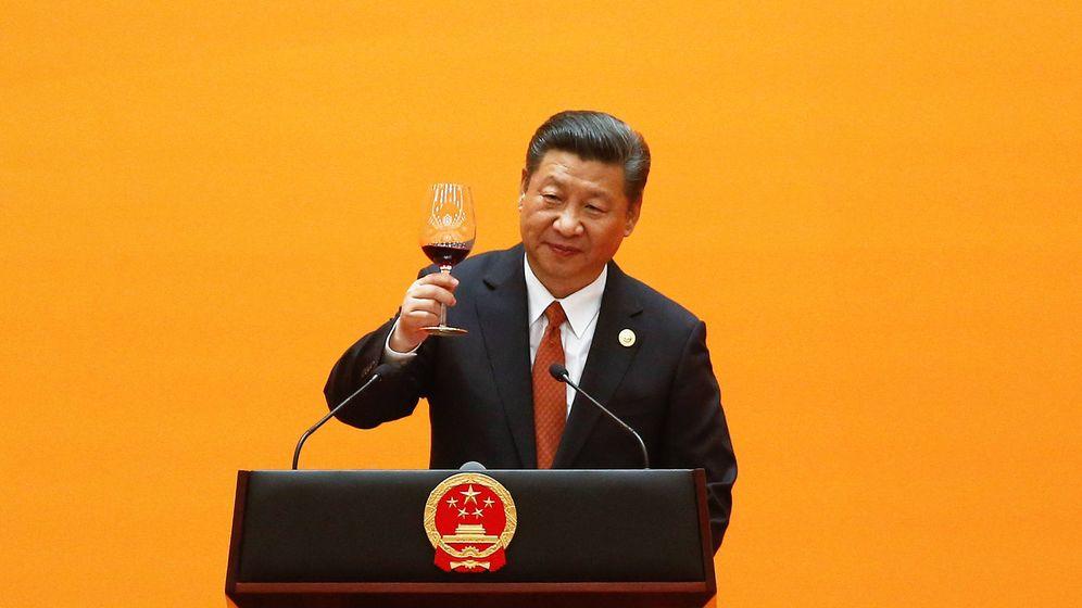 Foto: El presidente chino, Xi Jinping, en un acto en Pekín. (Reuters)