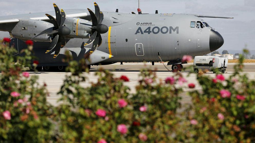 Airbus releva a  Pilar Albiac, su vicepresidenta, por  el  A400M