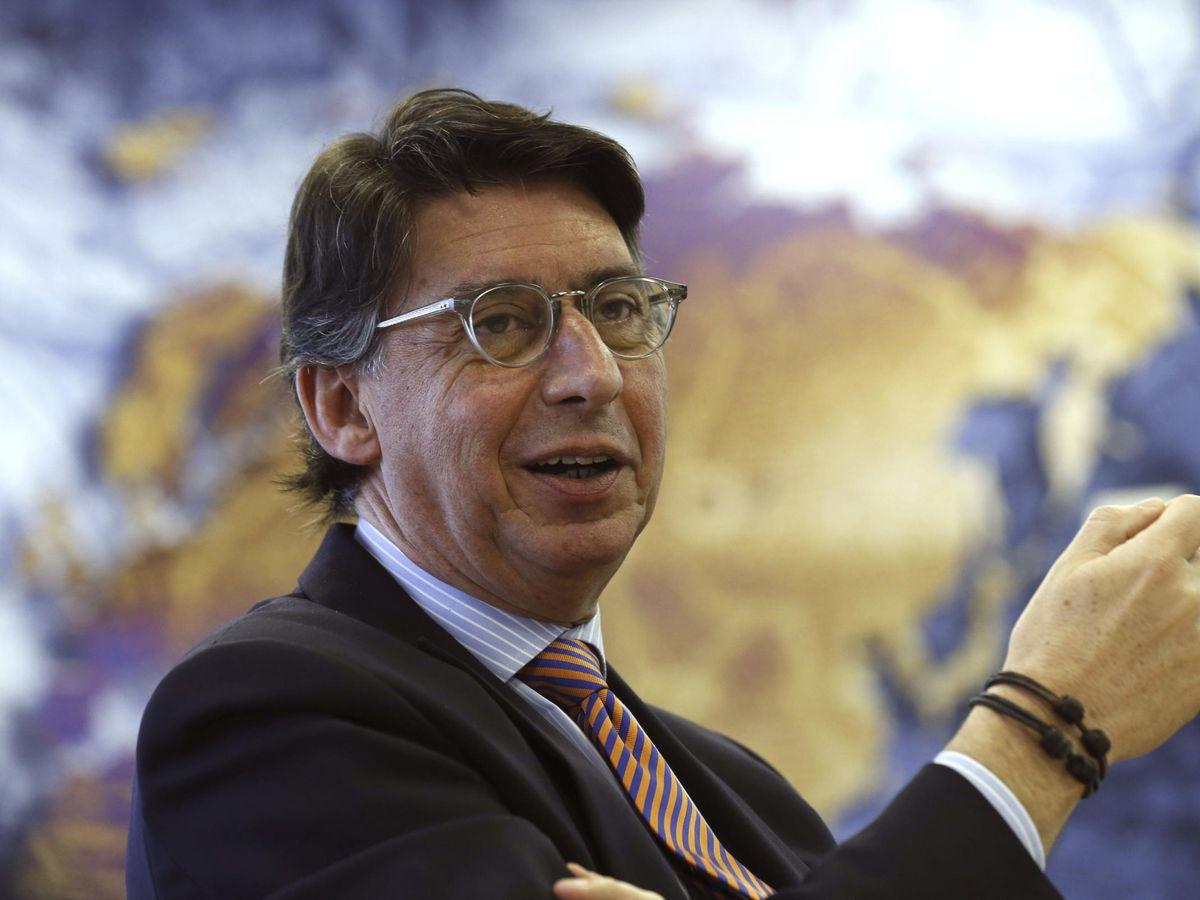 Foto: Miguel Ángel Merino, consejero delegado de Línea Directa. (EFE)
