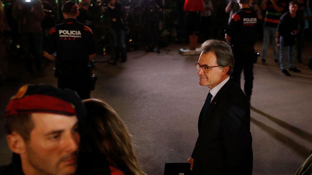 Foto: El expresidente de Cataluña, Artur Mas. (Reuters)