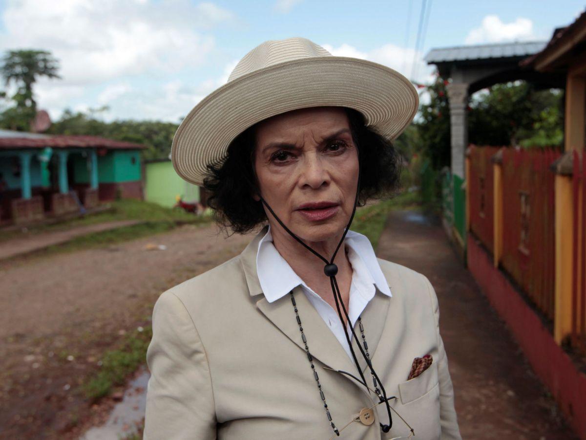 Foto: Bianca Jagger. (Reuters)