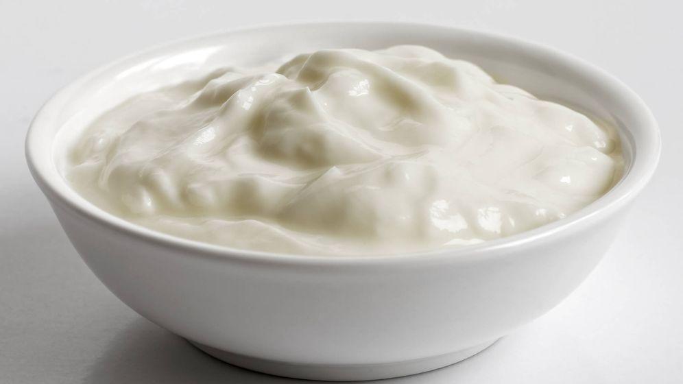 Foto: Yogur natural skyr. (iStock)