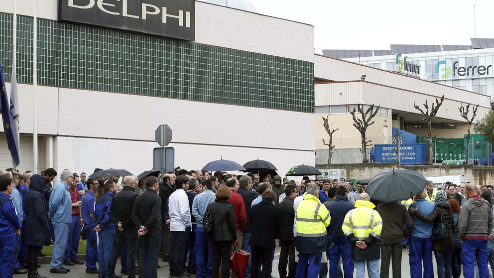 El futuro de Delphi en Cataluña: entre el cierre industrial y el pelotazo sindical