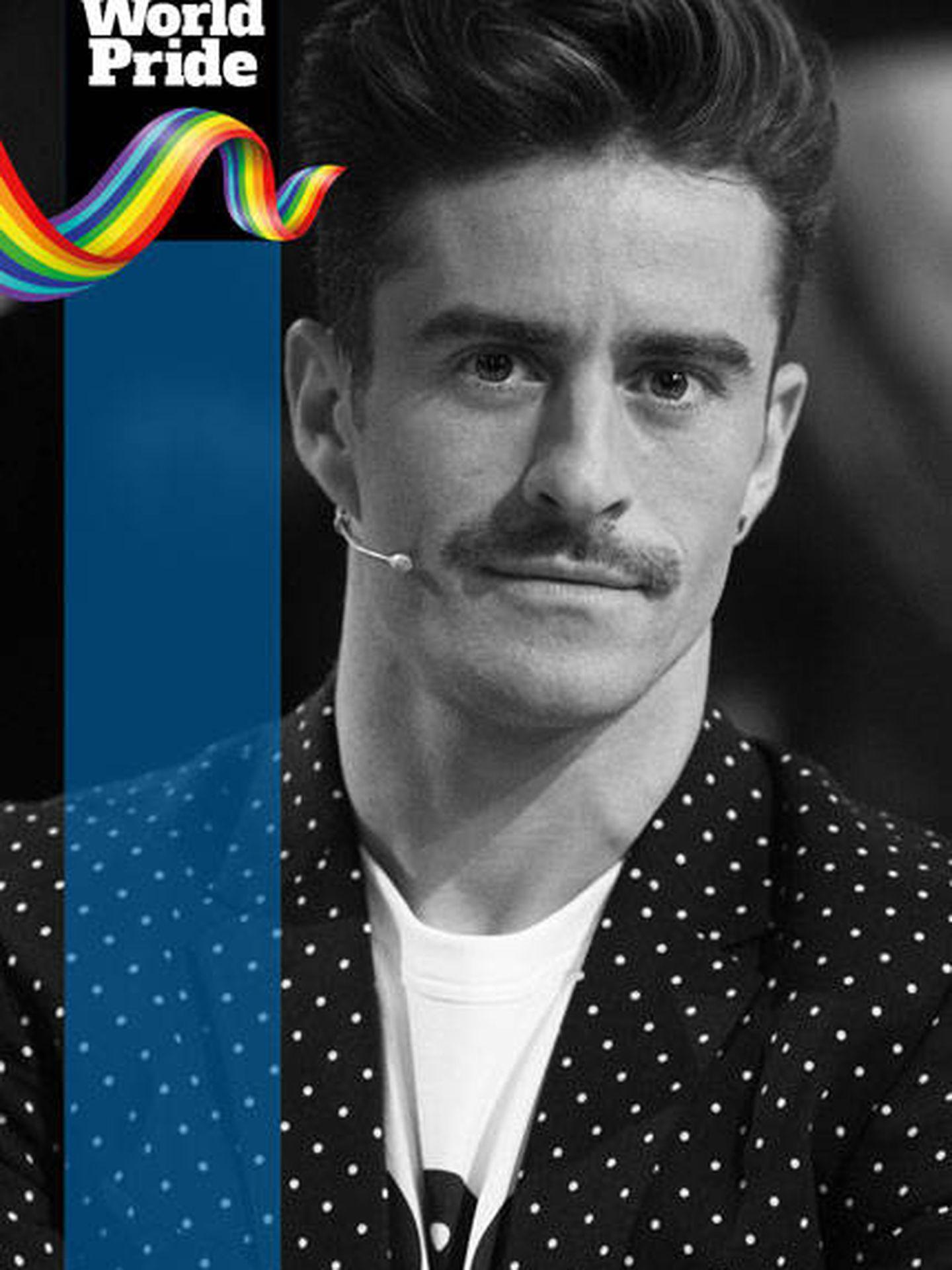 Orgullo LGTBI 2017: Pelayo Díaz.