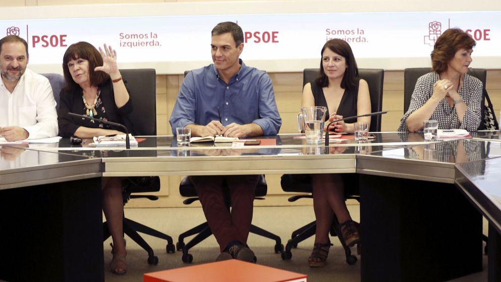 El PSOE pide a Rajoy que no dé pasos con Cataluña que se vean como agresión
