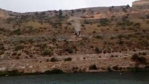 Una mujer fallece tras caer con su coche al embalse de Alarcón