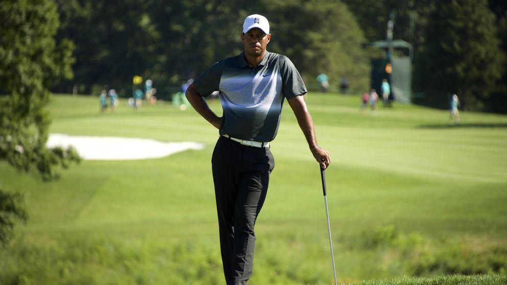 De la gran pifia a la gran vuelta de Tiger Woods en el Quicken Loans National