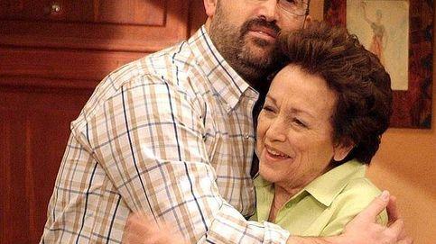 La pena de Javier Cámara: Amparo Baró le retiró la palabra cuando dejó '7 Vidas'