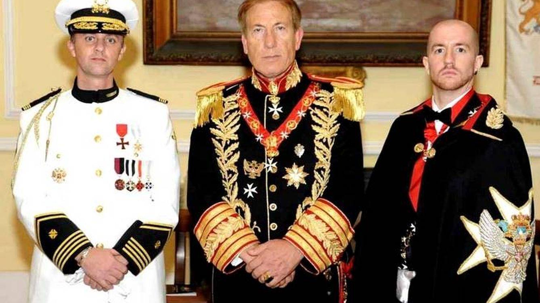 Jorge Álvarez Rurikovich, el español que aspira en los tribunales al trono de los zares