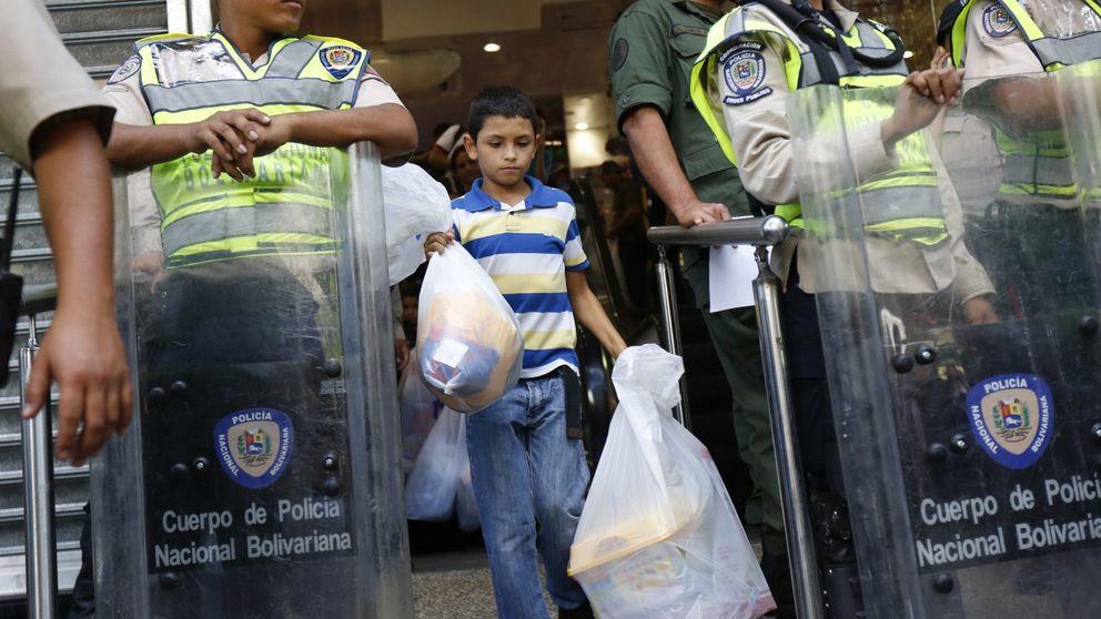 ¿Quién saquea a quién en Venezuela?