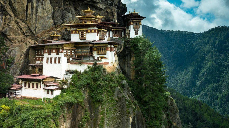 Bután.